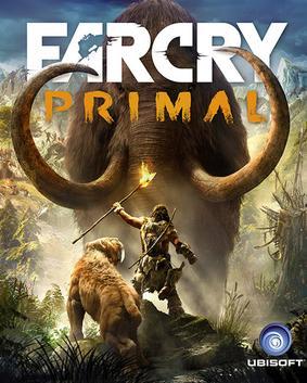 Обложка к игре Far Cry: Primal