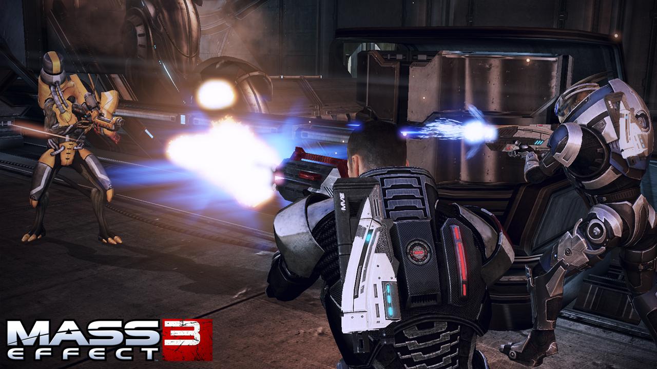 Скриншот к игре Mass Effect 3 (2012) скачать торрент RePack