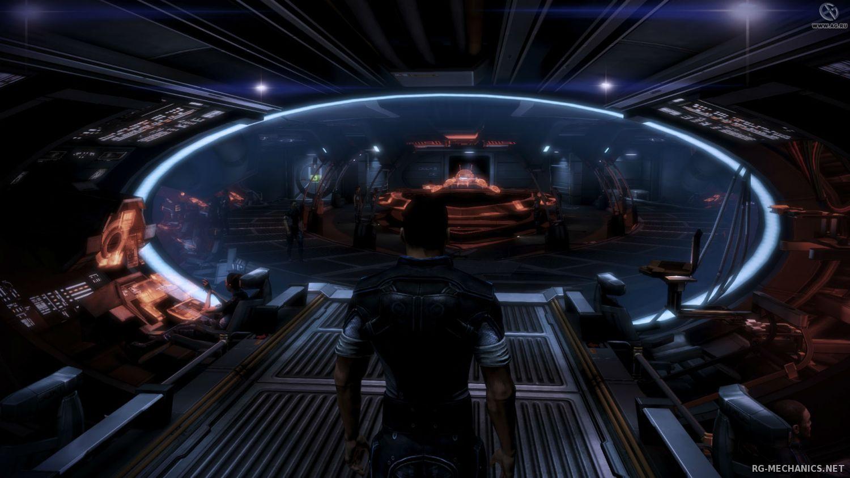 Скриншот к игре Mass Effect - Galaxy Edition (2008 - 2012) PC | RePack от R.G. Механики