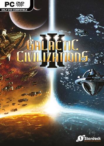 Galactic Civilizations III [v 4.2.23169 + DLC] (2015) RePack от R.G. Механики