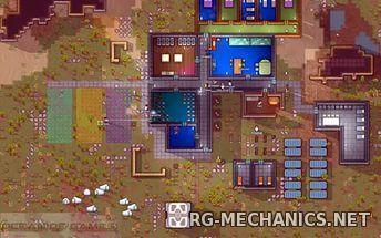 Скриншот к игре RimWorld v.1.3.3095 rev617 [GOG] (2018) скачать торрент Лицензия
