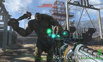 Скриншот к игре Fallout 4 [v 1.7.15.0.1 + 6 DLC] (2015) PC   RePack от R.G. Механики