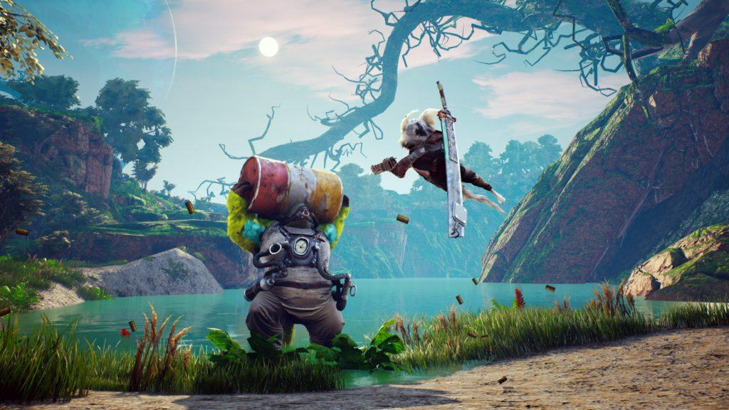 Скриншот к игре BIOMUTANT (2021) PC   RePack от R.G. Механики