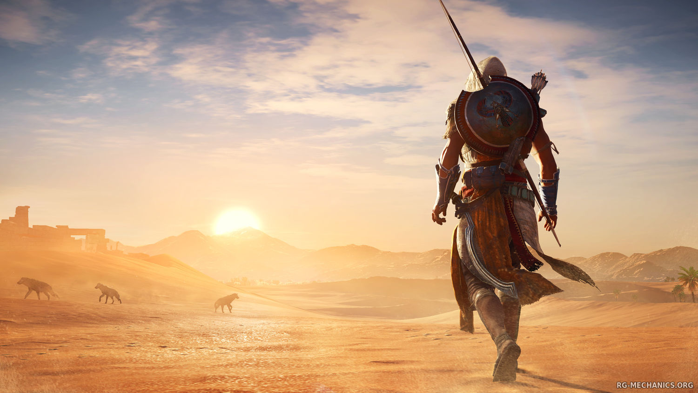 Скриншот к игре Assassin's Creed: Origins (2017) PC   RePack от R.G. Механики