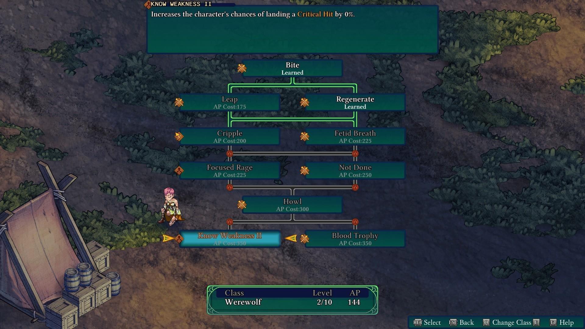 Скриншот к игре Fell Seal: Arbiter's Mark v.1.6.0  [GOG] (2019) скачать торрент Лицензия