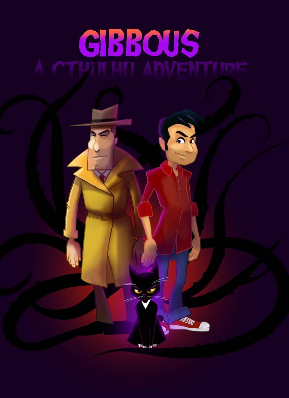 Gibbous - A Cthulhu Adventure v.1.8 [GOG] (2019)