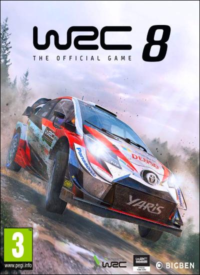 WRC 8 FIA World Rally Championship [v 1.5.1 + DLCs] (2019) (2019)