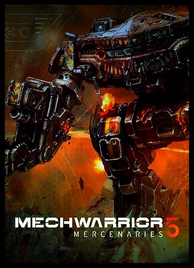 MechWarrior 5: Mercenaries [1.0.253] (2019) (2019)