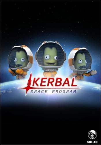Обложка к игре Kerbal Space Program [v  1.12.2.03167  + DLC] (2017) RePack от R.G. Механики