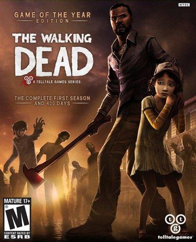 The Walking Dead - Season 1 + 400 Days (2012)