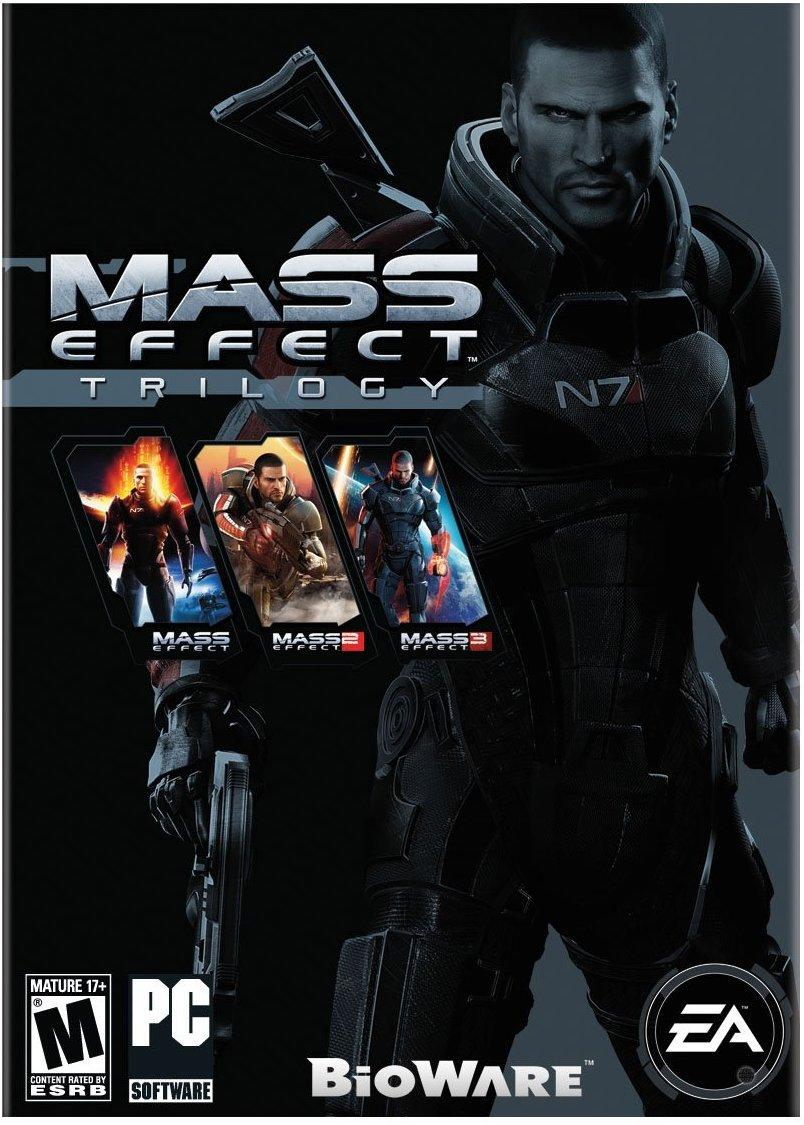 Mass Effect - Galaxy Edition (2008 - 2012) PC | RePack от R.G. Механики