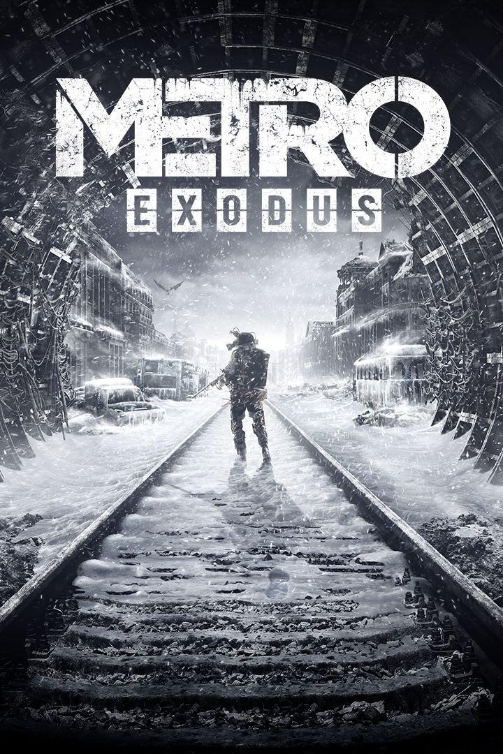 Обложка к игре Metro: Exodus - Gold Edition [1.0.7.16 (38433)] (2019) RePack от R.G. Механики