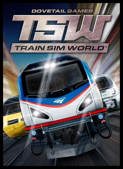 Train Sim World: 2020 Edition [v 1.0 build 550 + DLCs] (2018) (2018)