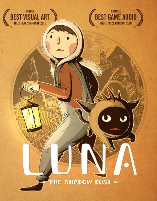 LUNA The Shadow Dust v.1.0.2 [GOG] (2020)
