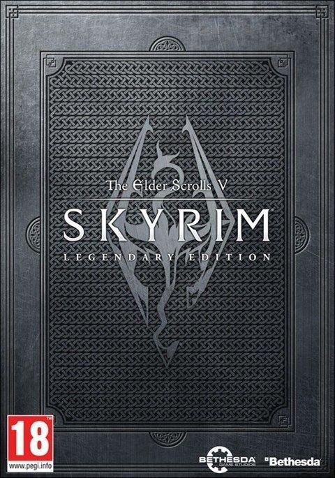The Elder Scrolls V: Skyrim Legendary Edition v.1.9.32.0.8 + 4 DLC (2011-2013) (2011)