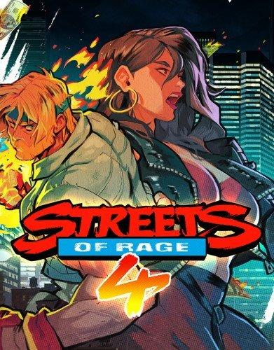 Streets of Rage 4 [v4g-r10450] (2020) RePack от R.G. Механики