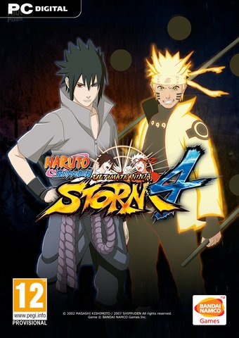 Naruto Shippuden: Ultimate Ninja Storm 4 [v.1.09+DLC] (2016)