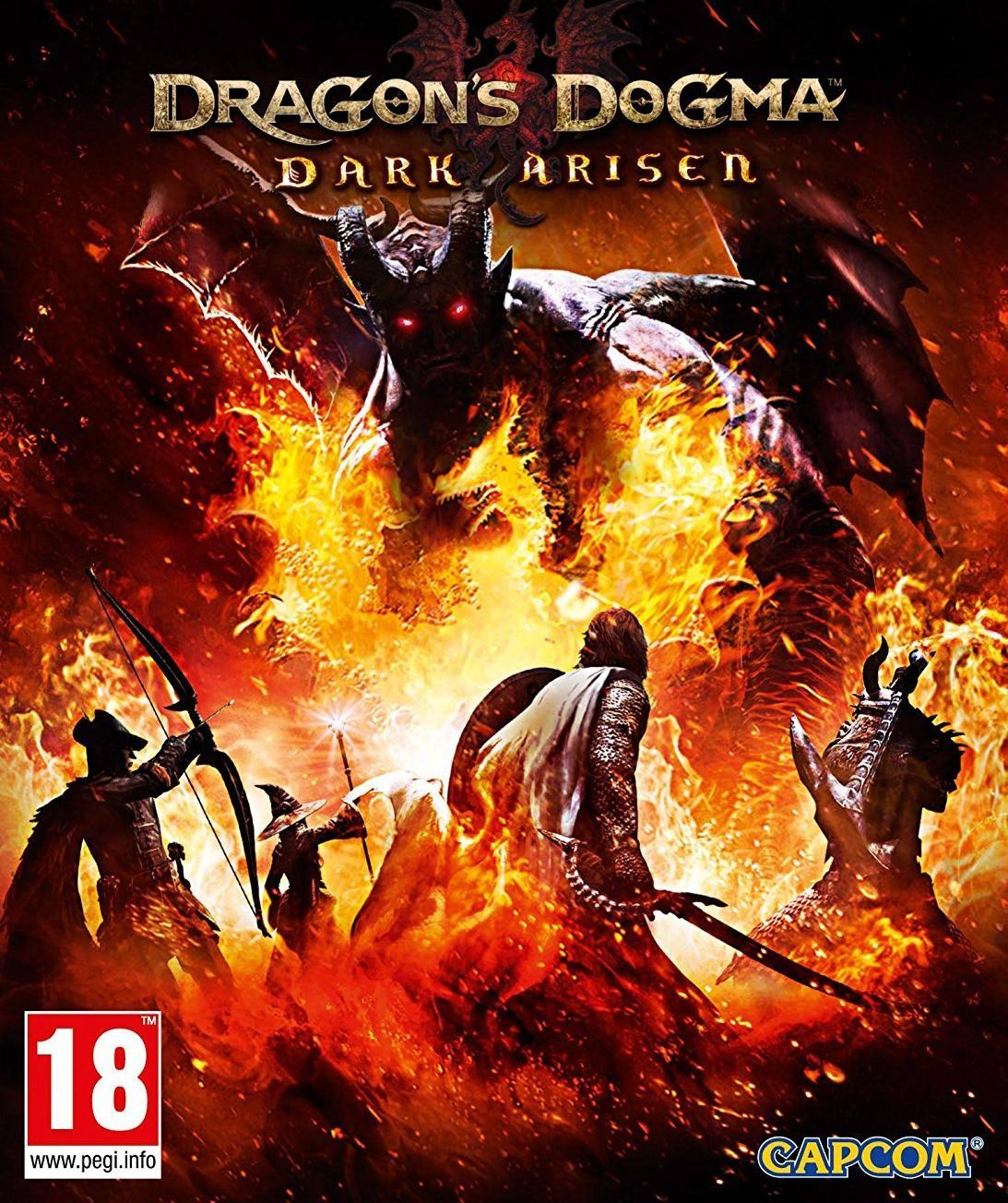 Dragon's Dogma: Dark Arisen [1.0.0.18 (12573)] (2016)