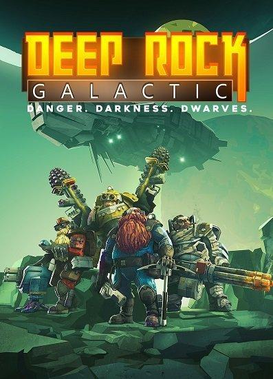Deep Rock Galactic (2020) (2020)