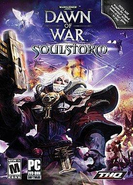 Warhammer 40000: Dawn of War – Soulstorm (2008)