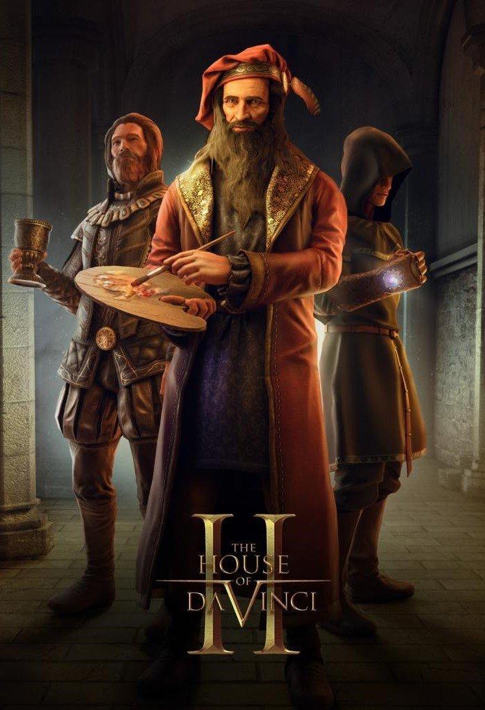 The House of Da Vinci 2 [PLAZA] (2020) (2020)