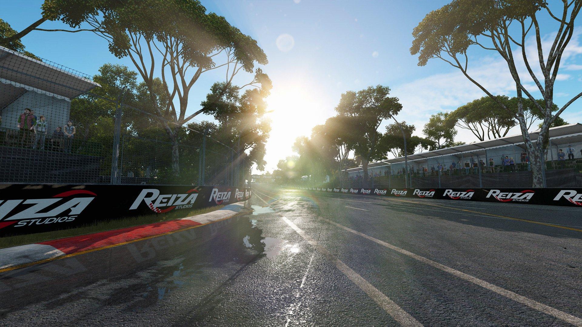 Скриншот к игре Automobilista 2 [v 1.5.3+DLC] (2020) скачать торрент RePack от xatab
