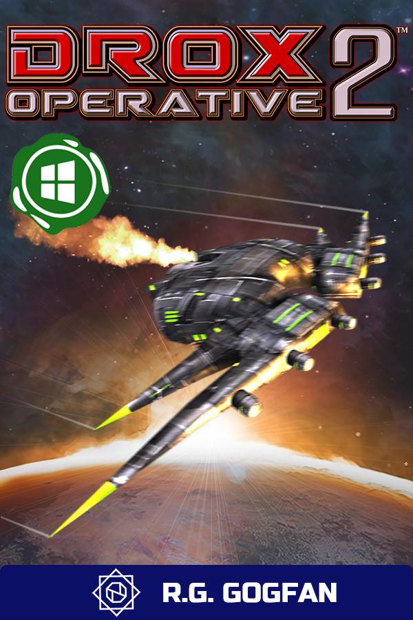 Drox Operative 2 [GOG | Windows] (English) от R.G. GOGFAN (2020) (2020)