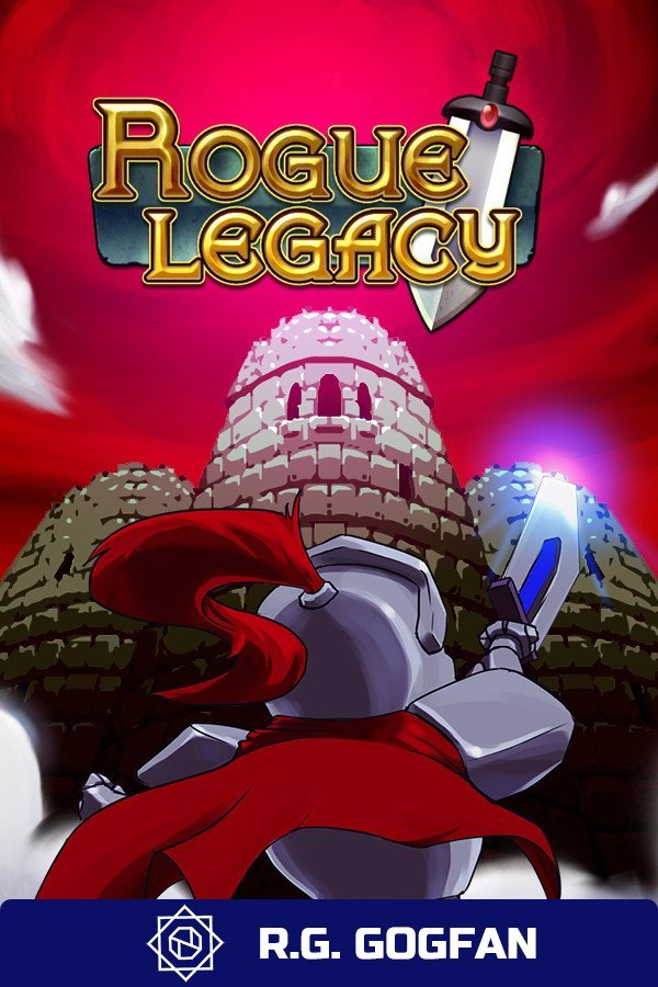 Rogue Legacy [GOG] (ENG/RUS/MULTI8) от R.G. GOGFAN (2013)
