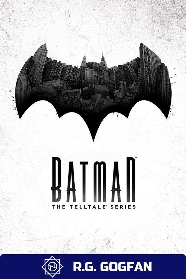 Batman The Telltale Series+Telltale Batman Shadows Mode [GOG] (ENG/RUS/MULTI8) от R.G. GOGFAN (2016)