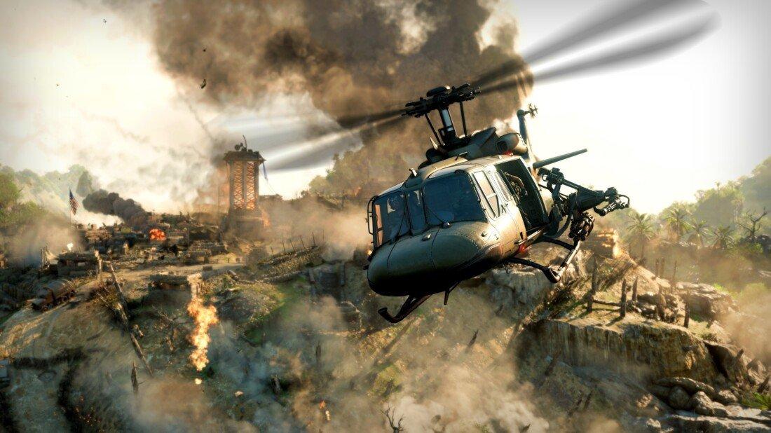 Скриншот к игре Call of Duty: Black Ops Cold War