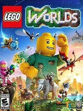 LEGO Worlds (2017) (2017)