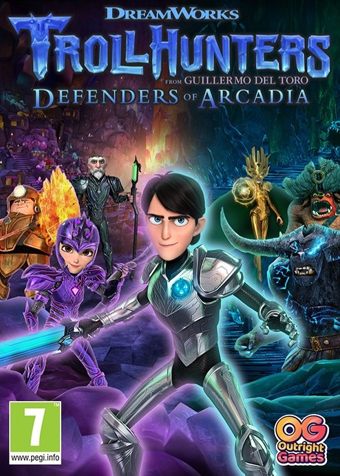 Trollhunters: Defenders of Arcadia (2020) (2020)