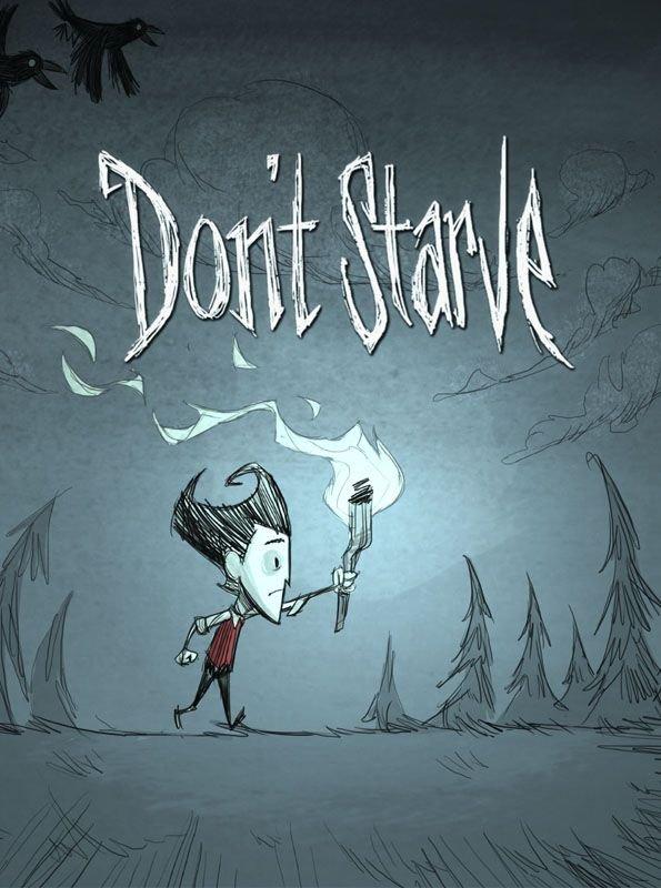 Don't Starve v.429404 [GOG] (2013)
