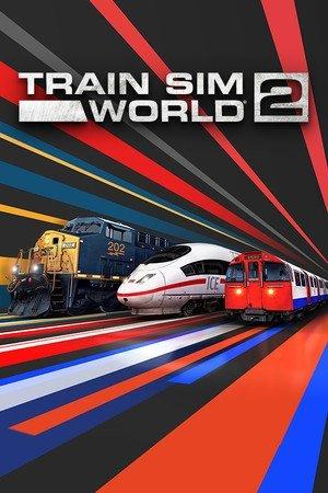 Обложка к игре Train Sim World 2