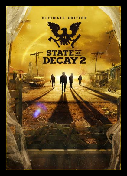 Обложка к игре State of Decay 2 Juggernaut Edition [1.0 Update 25 build 437296 Полная] (2020)