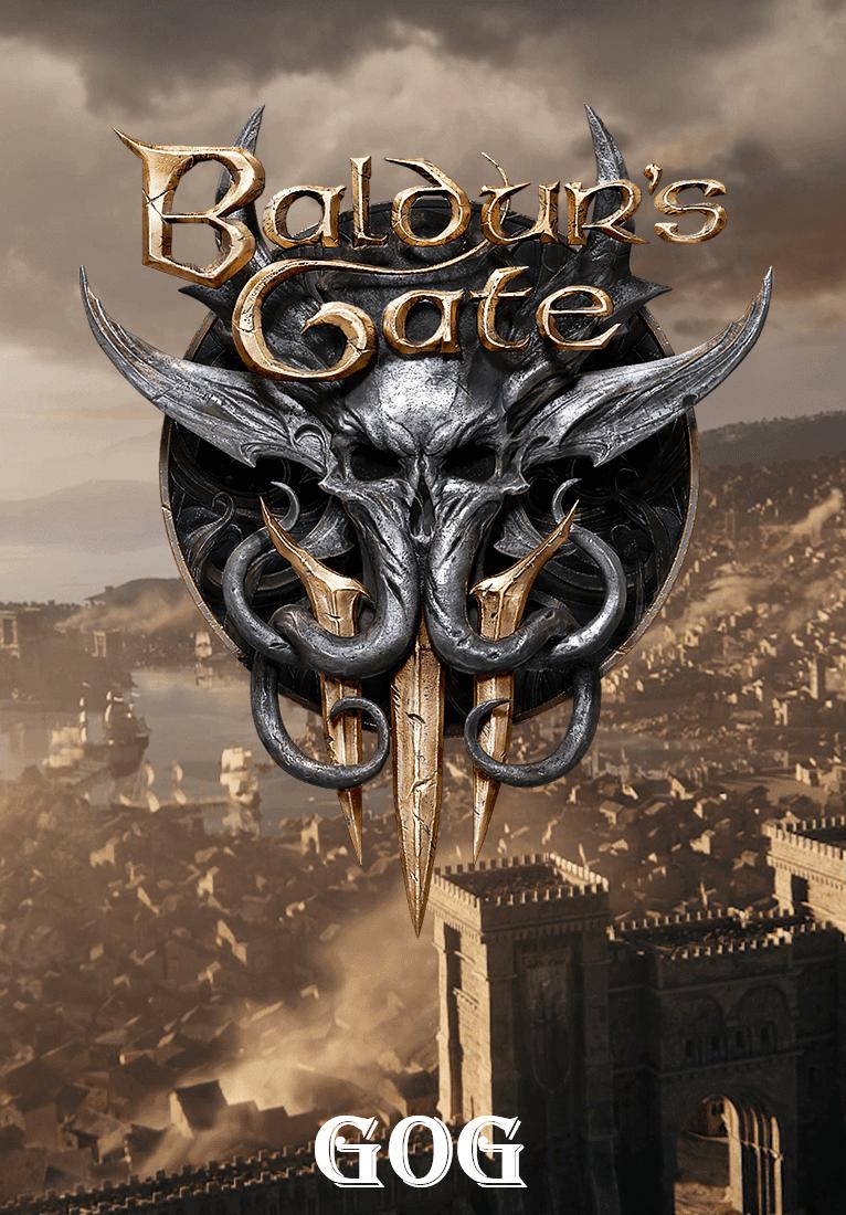 Baldur's Gate 3 (v.4.1.106.9344) [GOG] (Early Access) Лицензия