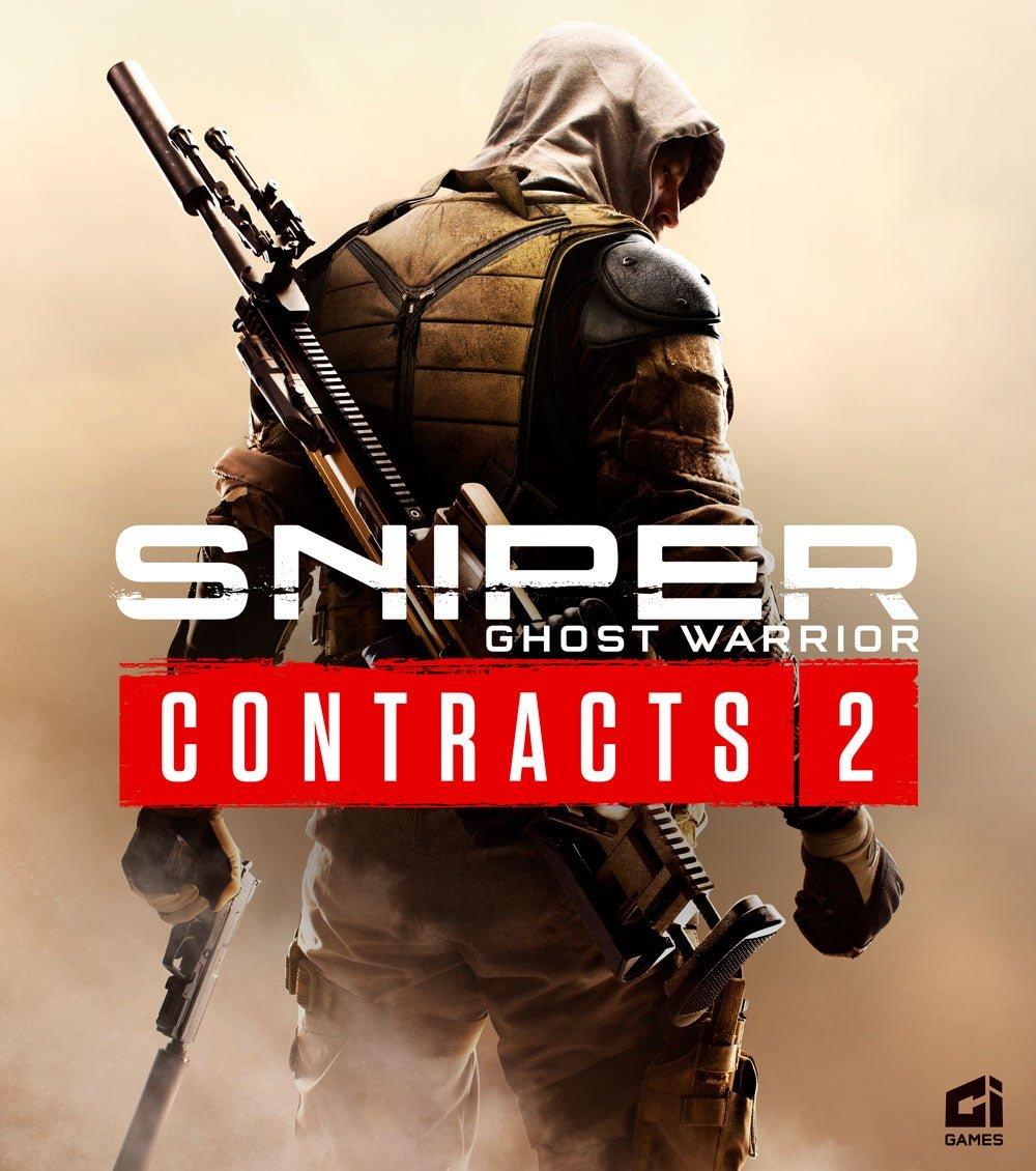 Обложка к игре Sniper Ghost Warrior Contracts 2