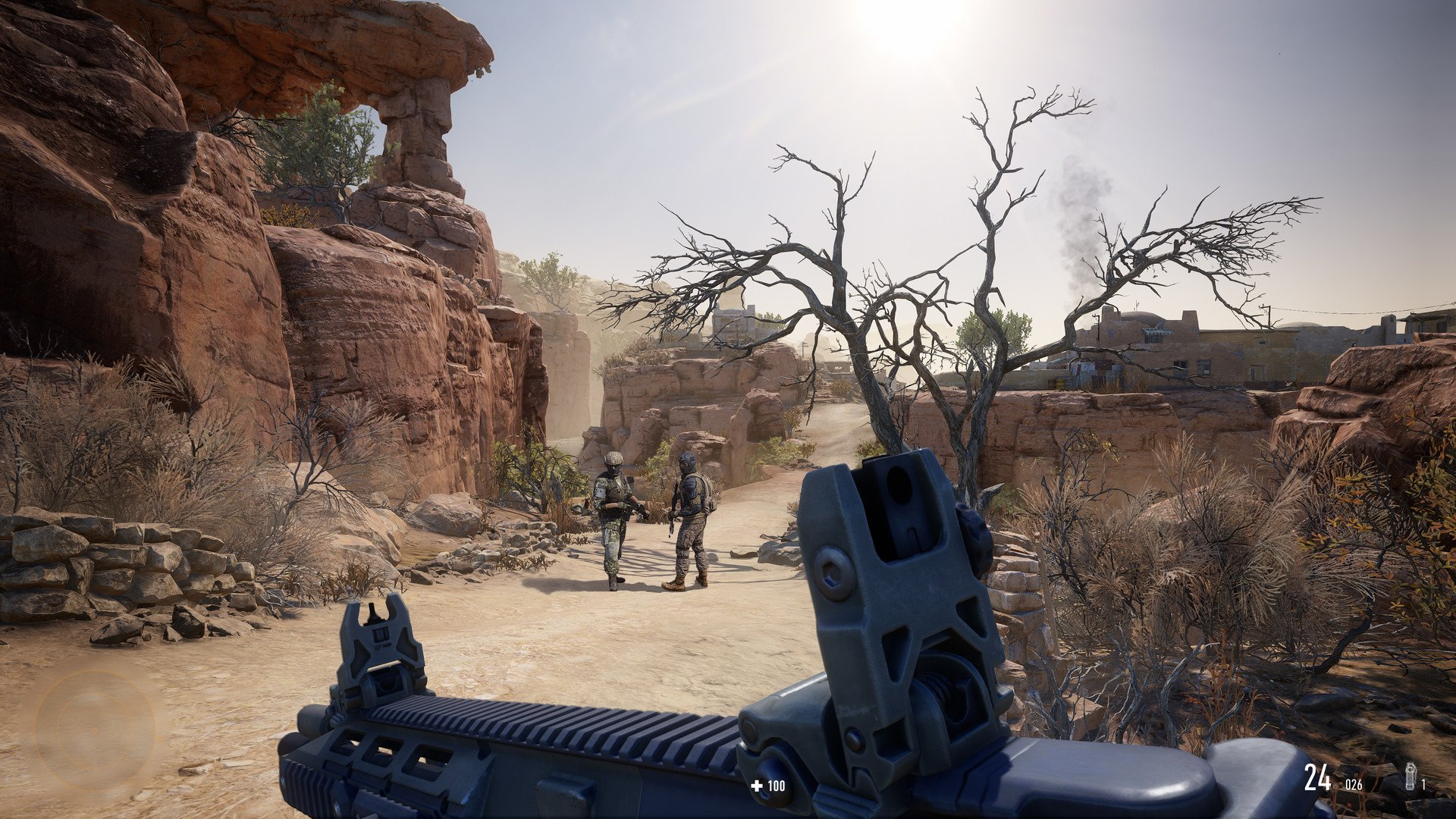 Скриншот к игре Sniper Ghost Warrior Contracts 2
