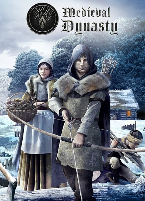 Обложка к игре Medieval Dynasty [Early Access] (2020)