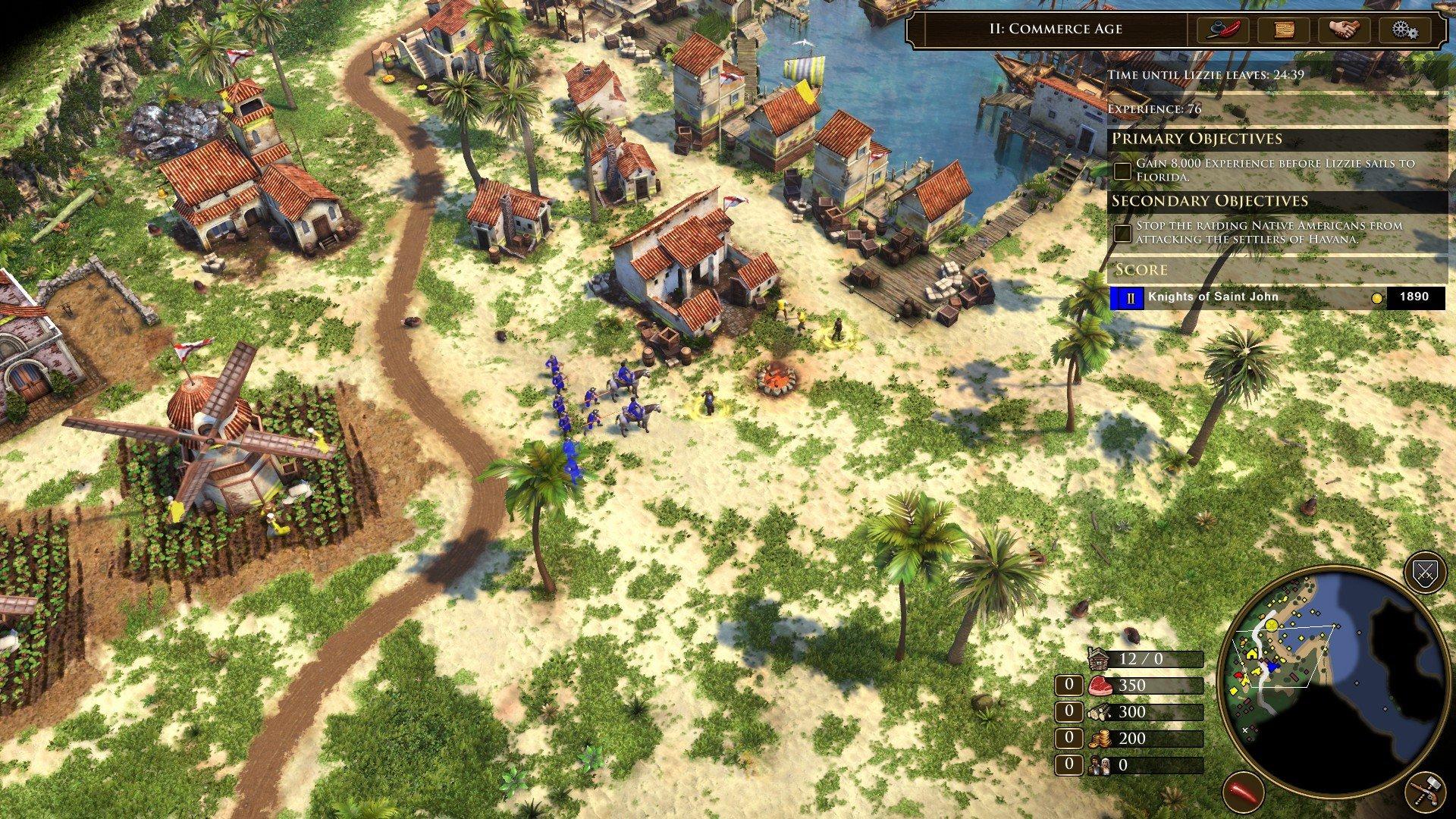 Скриншот к игре Age of Empires III: Definitive Edition [Steam-Rip] (2005-2020) скачать торрент Лицензия