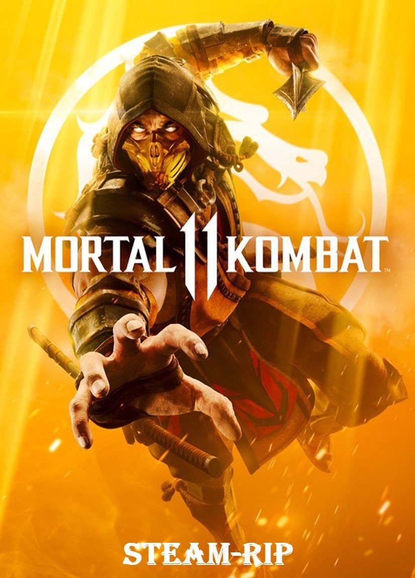 Mortal Kombat 11 Premium Edition [Steam-Rip] (2019) (2019)