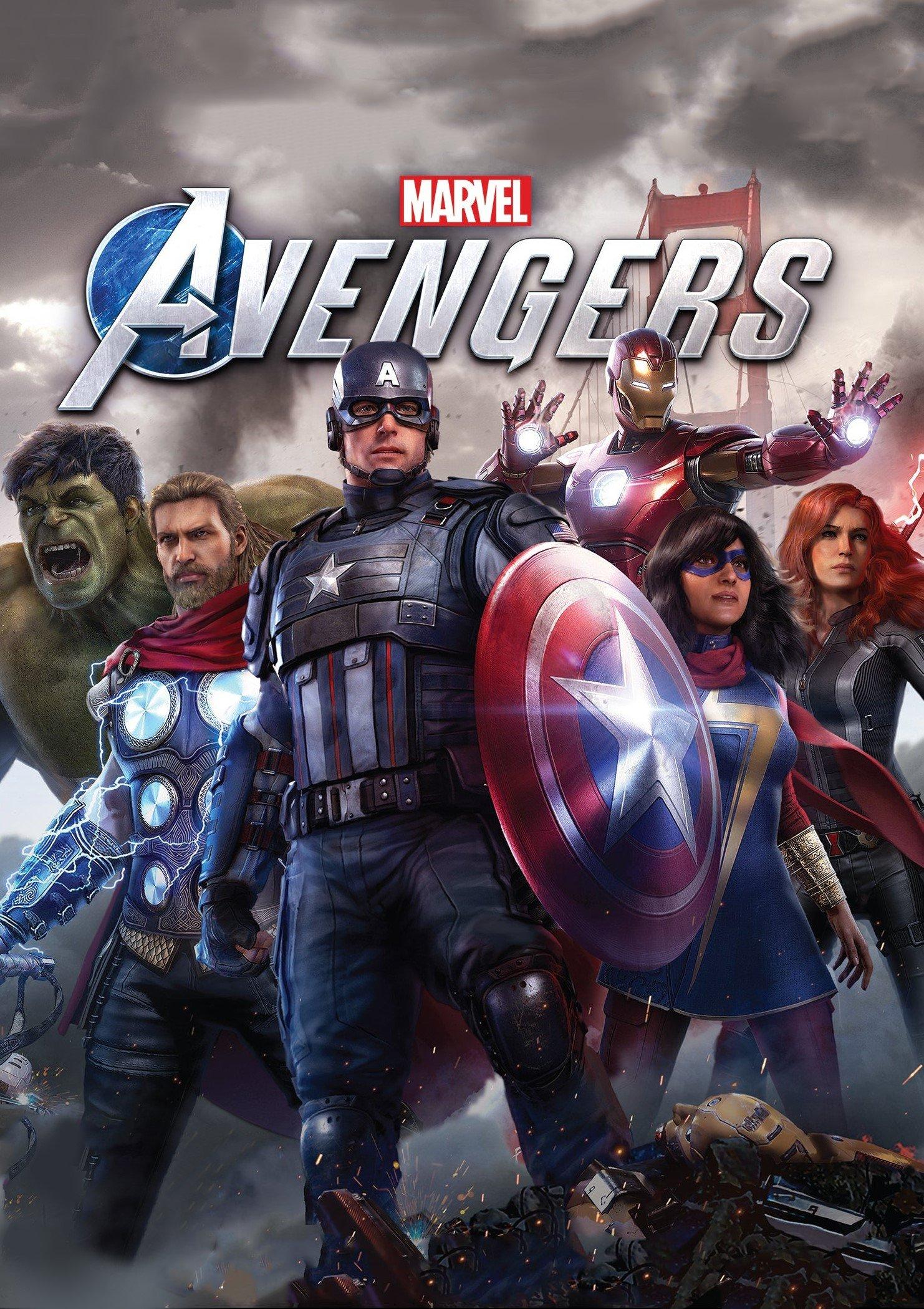 Marvel's Avengers - Deluxe Edition v.1.3 (2020) RePack от R.G. Механики (2020)