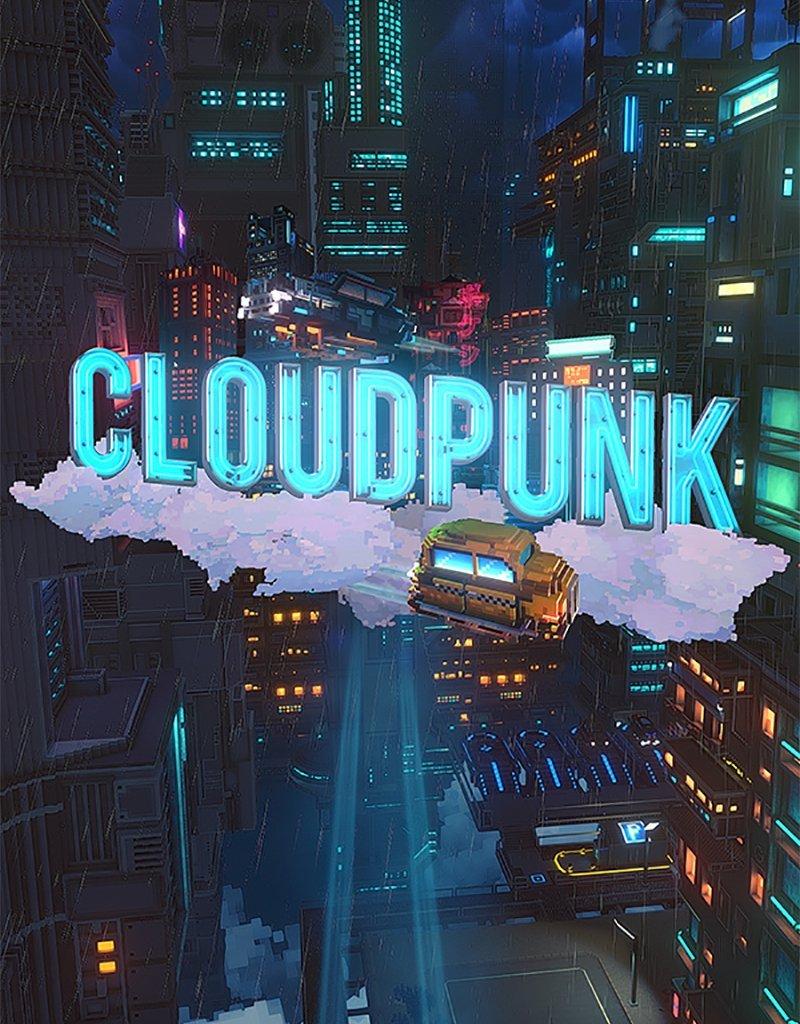 Cloudpunk [SKIDROW] (2020) Лицензия (2020)