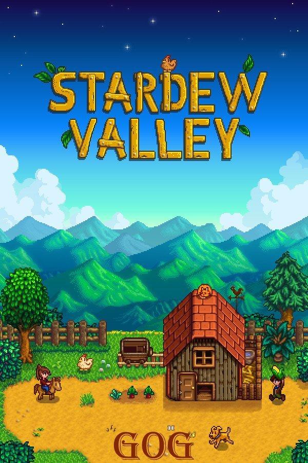 Stardew Valley v.1.5.4 [GOG] (2016) Лицензия