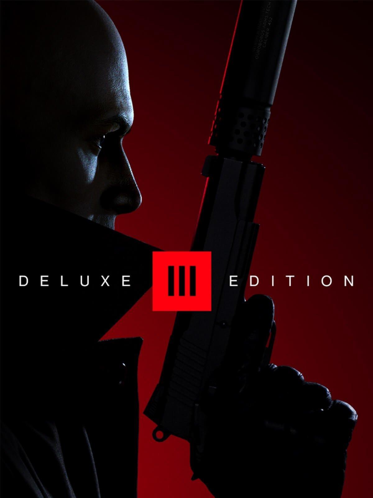 HITMAN III (+I +II) - Deluxe Edition (3.10.1 Update 2) [EGS-Rip] (2016-2021)  Лицензия (2021)