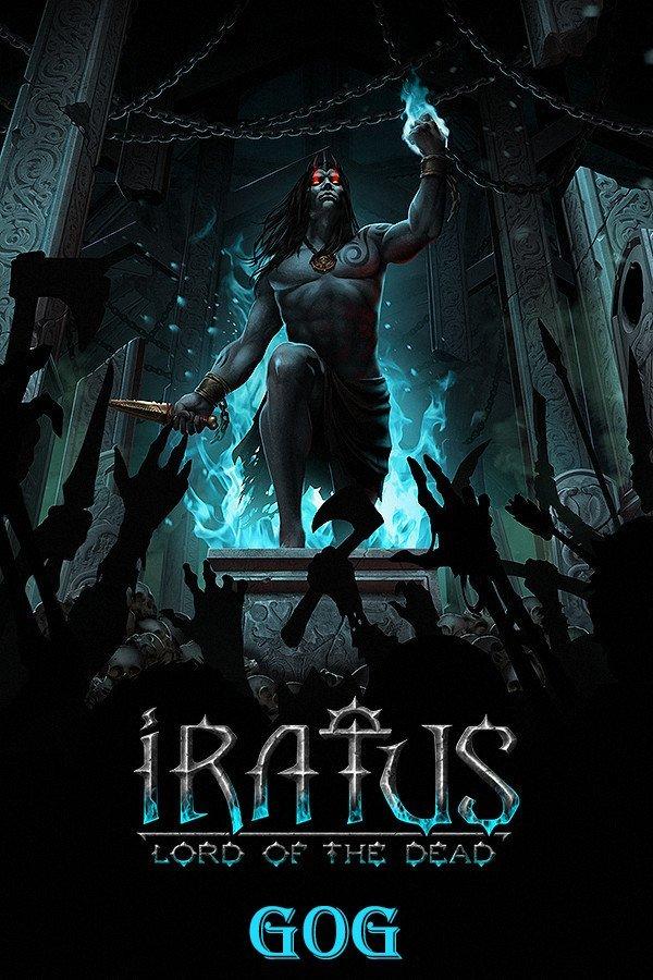Iratus: Lord of the Dead v.181.03.00 [GOG] (2020) Лицензия (2019)