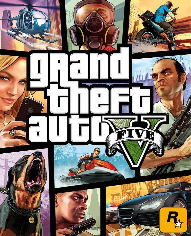 Grand Theft Auto V v.1.0.2215/1.53 [Rockstar-Rip] (2015) Лицензия (2015)