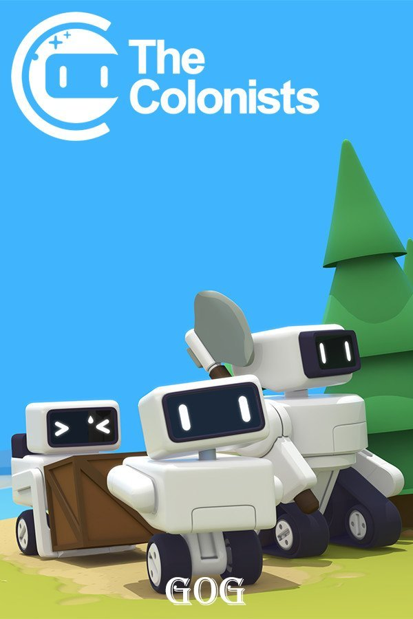 The Colonists v.1.5.10.1 [GOG] (2018) Лицензия
