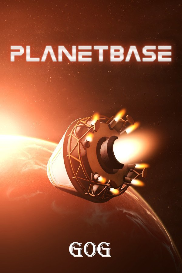 Planetbase v.1.3.7 [GOG] (2015) Лицензия