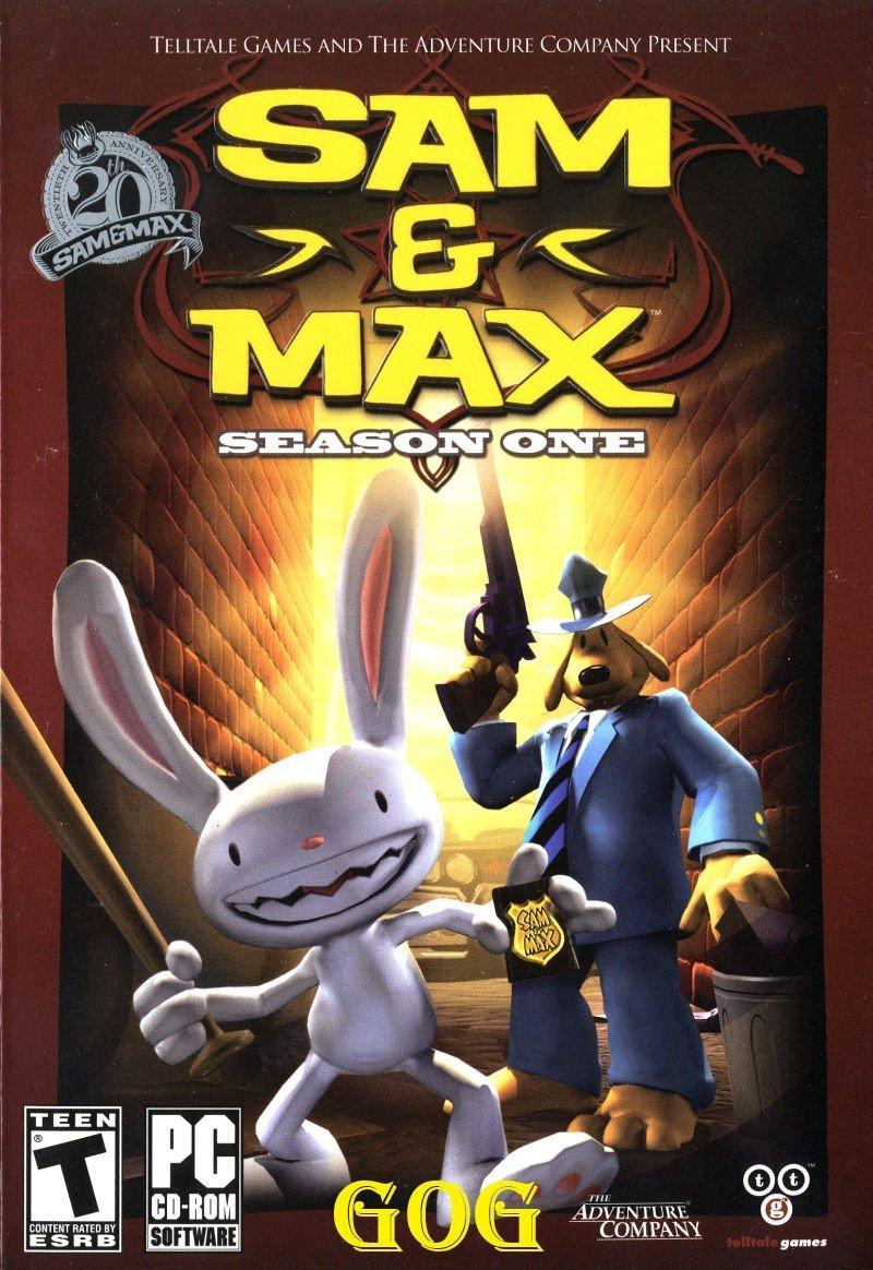 Sam & Max Save the World v.1.0.7 [GOG] (2006-2020) Лицензия